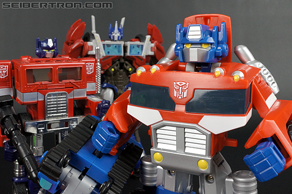 Transformers Rescue Bots Optimus Prime (Image #107 of 112)