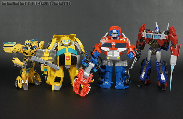 Transformers Rescue Bots Optimus Prime (Image #108 of 112)