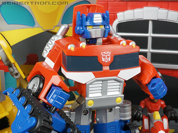 Transformers Rescue Bots Optimus Prime (Image #109 of 112)
