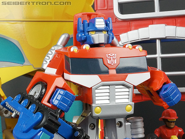 Transformers Rescue Bots Optimus Prime (Image #110 of 112)