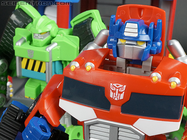 Transformers Rescue Bots Optimus Prime (Image #111 of 112)