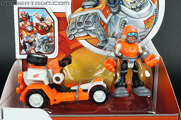 Transformers Rescue Bots Sawyer Storm & Rescue Winch (Image #2 of 75)