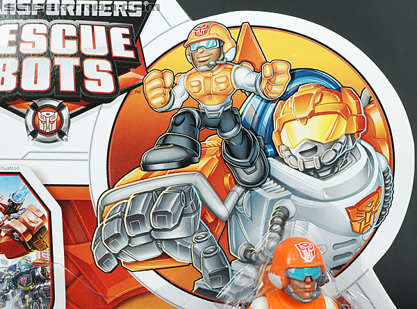 Transformers Rescue Bots Sawyer Storm & Rescue Winch (Image #3 of 75)