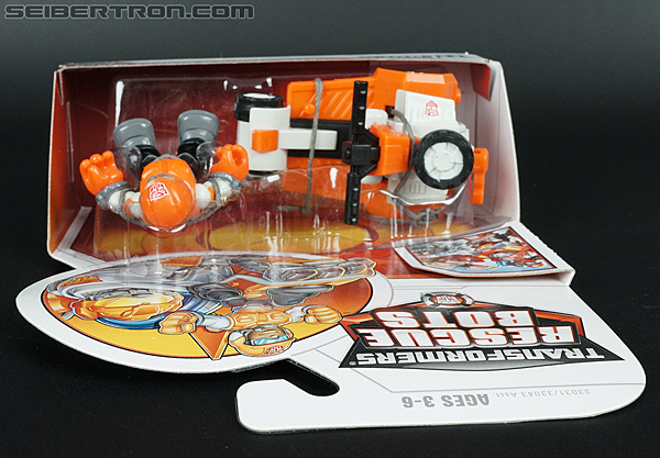 Transformers Rescue Bots Sawyer Storm & Rescue Winch (Image #15 of 75)