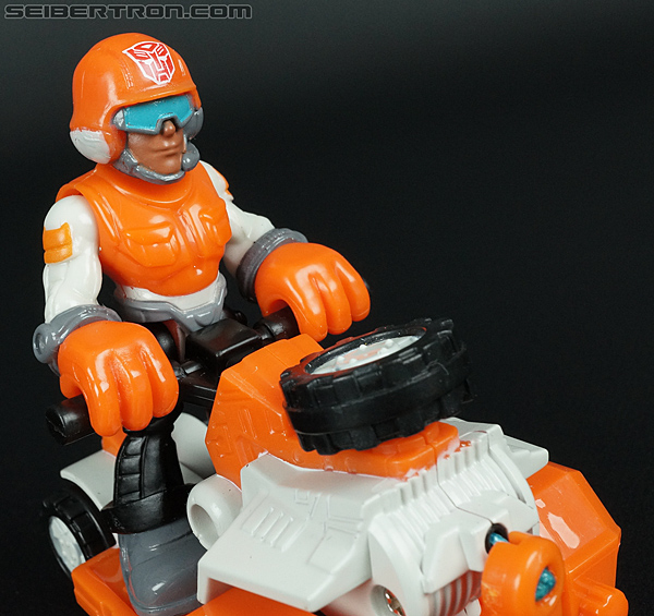 Transformers Rescue Bots Sawyer Storm & Rescue Winch (Image #19 of 75)
