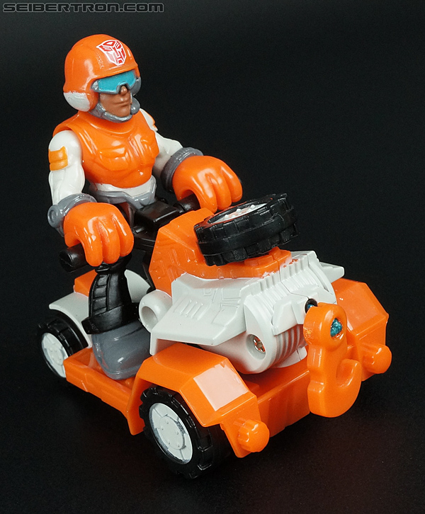 Transformers Rescue Bots Sawyer Storm & Rescue Winch (Image #20 of 75)