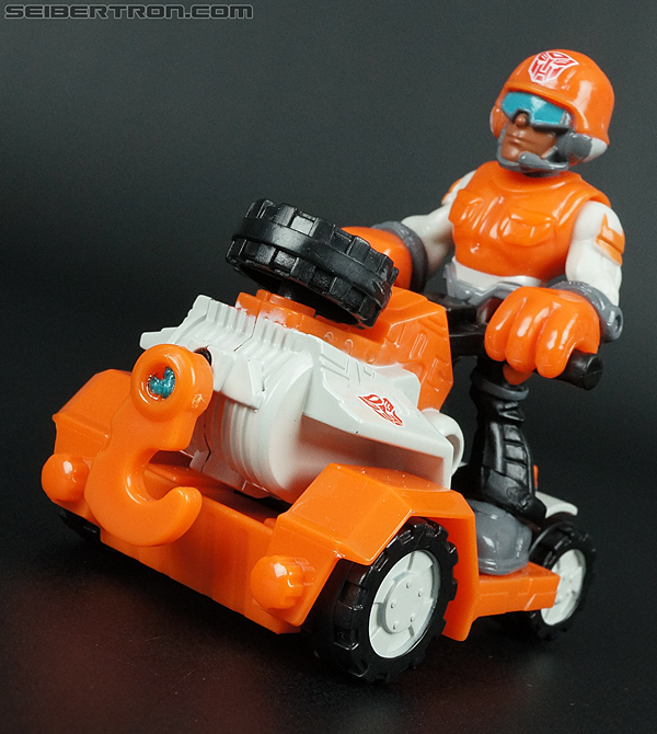 Transformers Rescue Bots Sawyer Storm & Rescue Winch (Image #29 of 75)