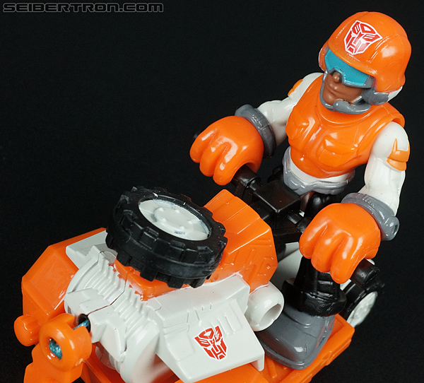 Transformers Rescue Bots Sawyer Storm & Rescue Winch (Image #31 of 75)