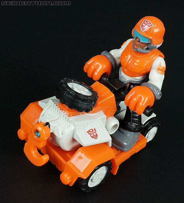 Transformers Rescue Bots Sawyer Storm & Rescue Winch (Image #32 of 75)