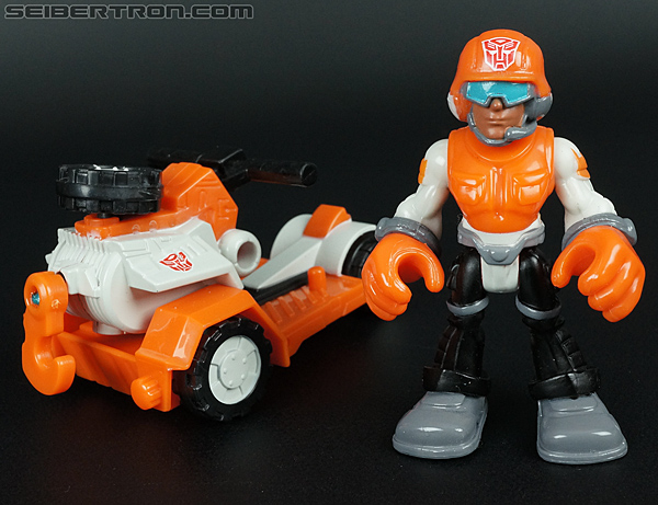 Transformers Rescue Bots Sawyer Storm & Rescue Winch (Image #34 of 75)