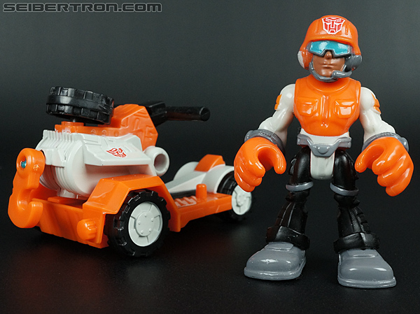 Transformers Rescue Bots Sawyer Storm & Rescue Winch (Image #35 of 75)