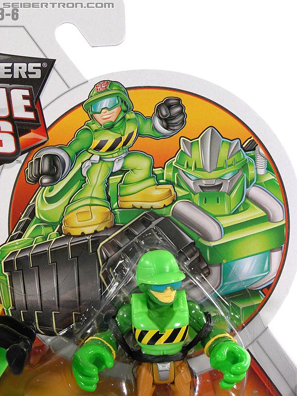Transformers Rescue Bots Walker Cleveland & Jackhammer (Image #3 of 81)