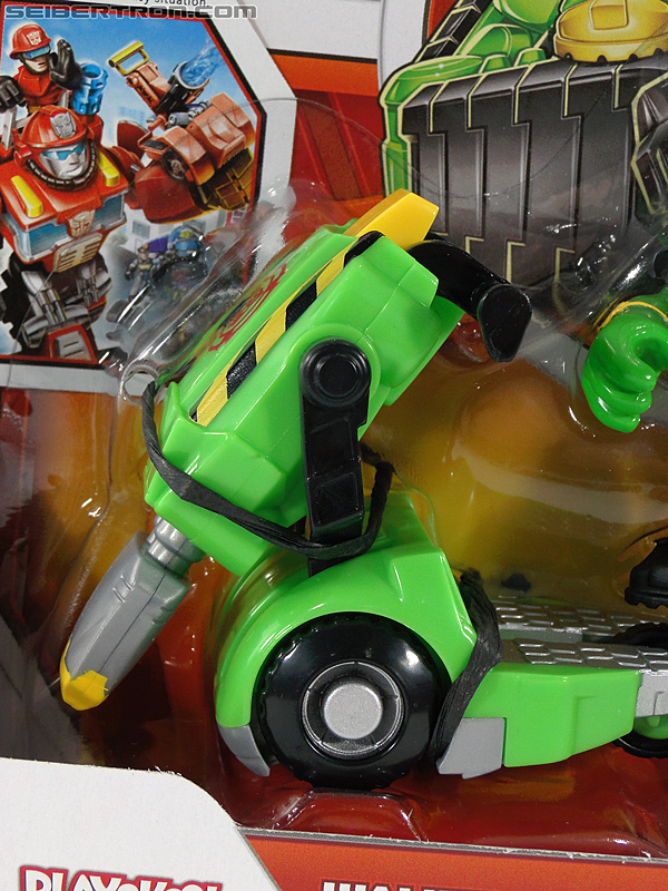 Transformers Rescue Bots Walker Cleveland & Jackhammer (Image #4 of 81)