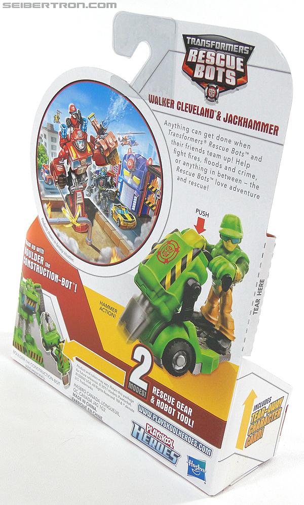 Transformers Rescue Bots Walker Cleveland & Jackhammer (Image #6 of 81)