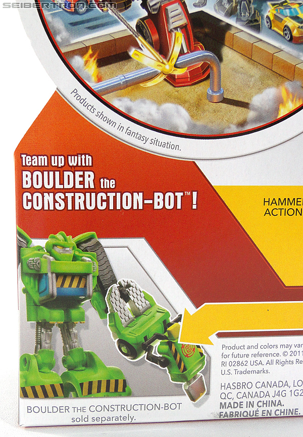 Transformers Rescue Bots Walker Cleveland & Jackhammer (Image #9 of 81)