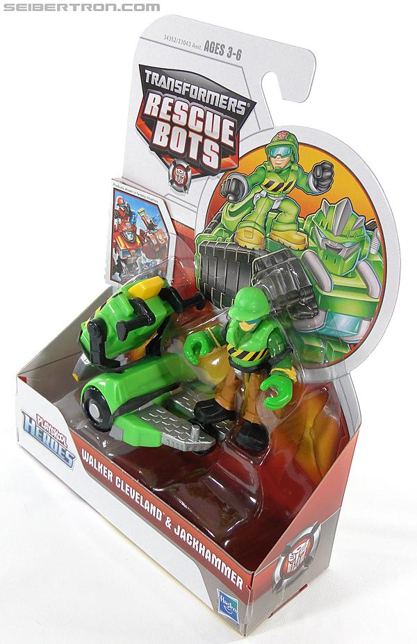 Transformers Rescue Bots Walker Cleveland & Jackhammer (Image #12 of 81)