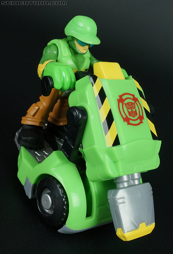 Transformers Rescue Bots Walker Cleveland & Jackhammer (Image #21 of 81)