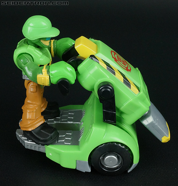 Transformers Rescue Bots Walker Cleveland & Jackhammer (Image #26 of 81)