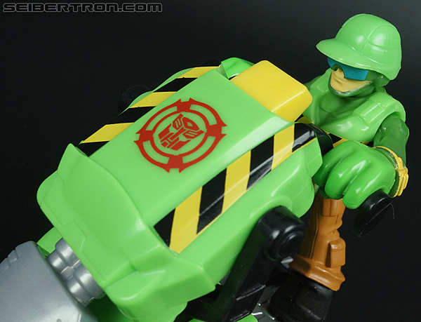 Transformers Rescue Bots Walker Cleveland & Jackhammer (Image #34 of 81)