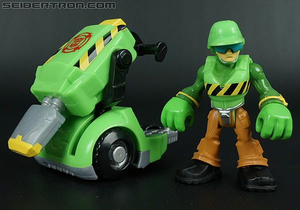 Transformers Rescue Bots Walker Cleveland & Jackhammer (Image #37 of 81)