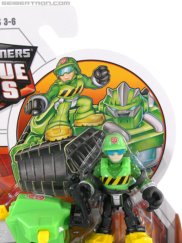 Transformers Rescue Bots Walker Cleveland & Rescue Saw (Image #3 of 98)