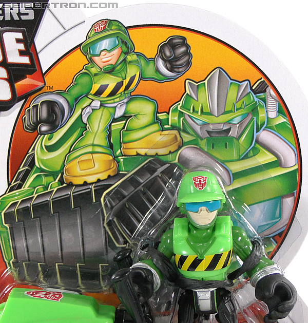 Transformers Rescue Bots Walker Cleveland & Rescue Saw (Image #4 of 98)
