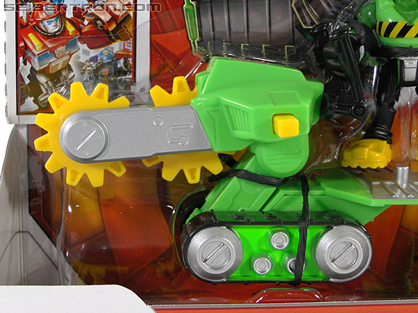 Transformers Rescue Bots Walker Cleveland & Rescue Saw (Image #5 of 98)