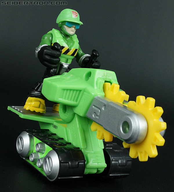 Transformers Rescue Bots Walker Cleveland & Rescue Saw (Image #23 of 98)