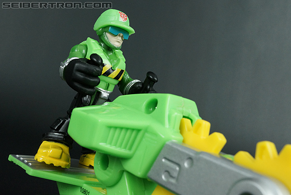 Transformers Rescue Bots Walker Cleveland & Rescue Saw (Image #24 of 98)