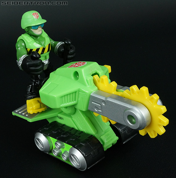 Transformers Rescue Bots Walker Cleveland & Rescue Saw (Image #26 of 98)