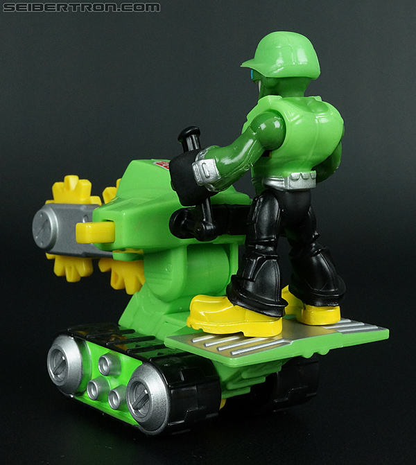 Transformers Rescue Bots Walker Cleveland & Rescue Saw (Image #31 of 98)