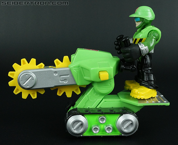 Transformers Rescue Bots Walker Cleveland & Rescue Saw (Image #32 of 98)