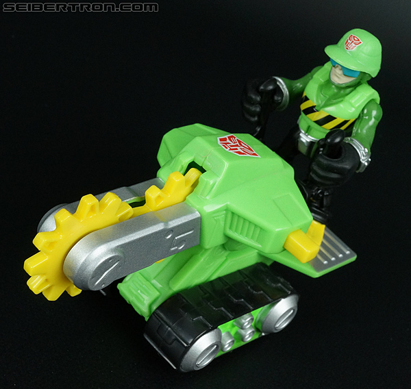 Transformers Rescue Bots Walker Cleveland & Rescue Saw (Image #34 of 98)
