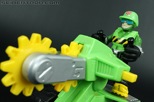 Transformers Rescue Bots Walker Cleveland & Rescue Saw (Image #37 of 98)
