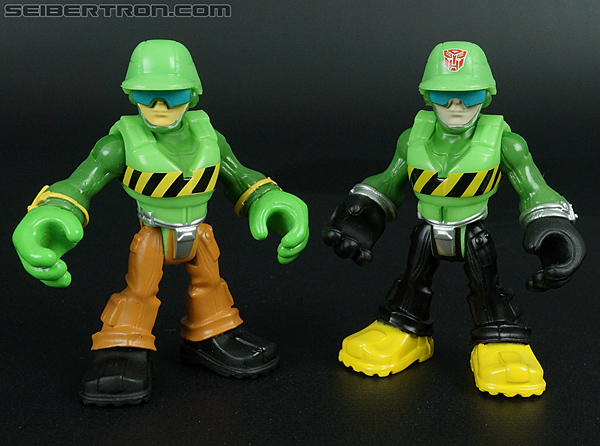 Transformers Rescue Bots Walker Cleveland & Rescue Saw (Image #62 of 98)
