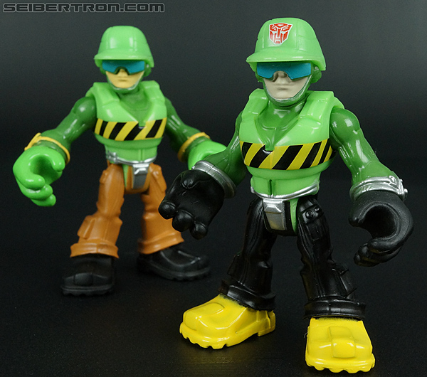 Transformers Rescue Bots Walker Cleveland & Rescue Saw (Image #63 of 98)