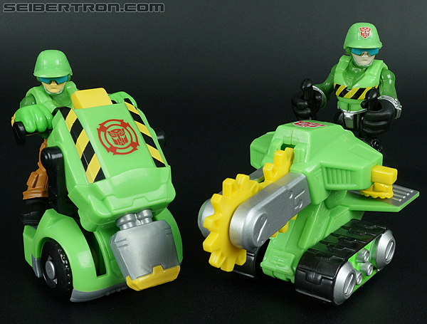 Transformers Rescue Bots Walker Cleveland & Rescue Saw (Image #69 of 98)