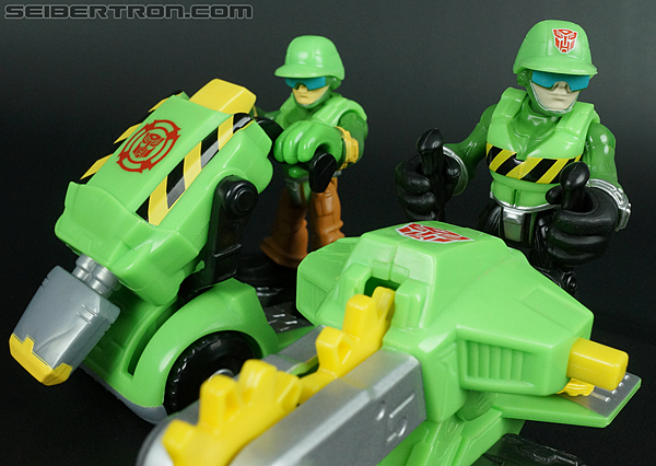 Transformers Rescue Bots Walker Cleveland & Rescue Saw (Image #70 of 98)