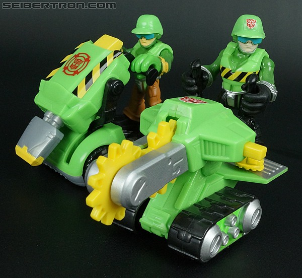 Transformers Rescue Bots Walker Cleveland & Rescue Saw (Image #71 of 98)