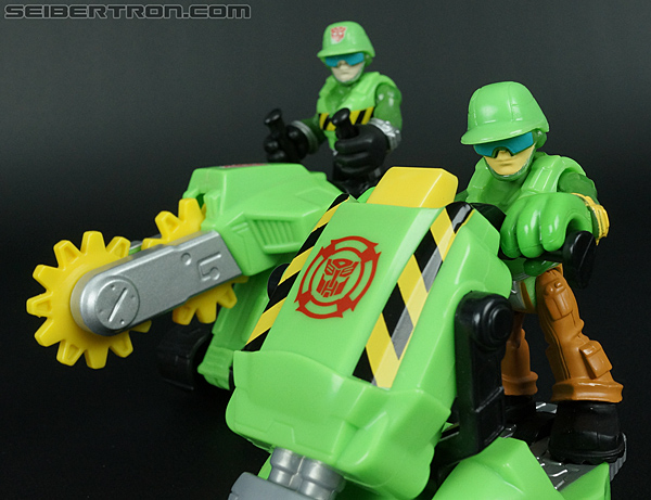 Transformers Rescue Bots Walker Cleveland & Rescue Saw (Image #72 of 98)