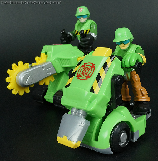 Transformers Rescue Bots Walker Cleveland & Rescue Saw (Image #74 of 98)