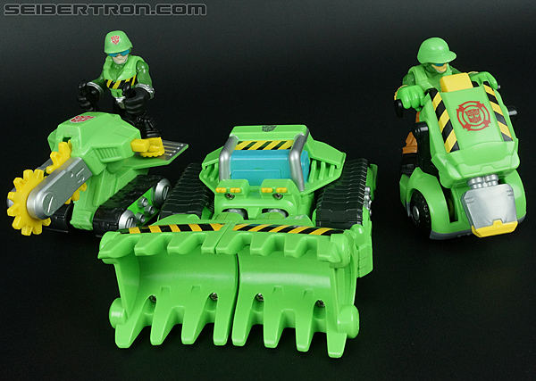 Transformers Rescue Bots Walker Cleveland & Rescue Saw (Image #75 of 98)
