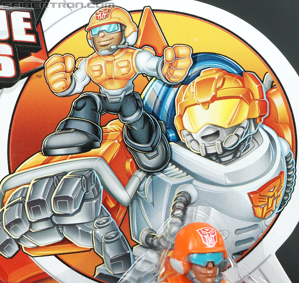 Transformers Rescue Bots Sawyer Storm & Rescue Winch (Image #4 of 75)