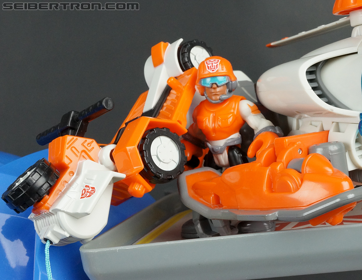 Transformers Rescue Bots Sawyer Storm & Rescue Winch (Image #74 of 75)