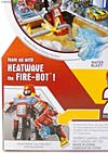 Cody Burns & Rescue Hose - Transformers Rescue Bots - Toy Gallery - Photos 1 - 40