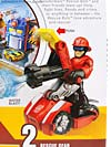 Transformers Rescue Bots Cody Burns & Rescue Hose - Image #8 of 77