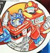 Transformers Rescue Bots Fire Station Prime - Image #6 of 136