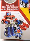 Transformers Rescue Bots Optimus Prime - Image #10 of 112