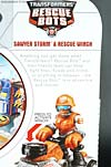Transformers Rescue Bots Sawyer Storm & Rescue Winch - Image #8 of 75