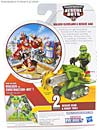 Transformers Rescue Bots Walker Cleveland & Rescue Saw - Image #8 of 98